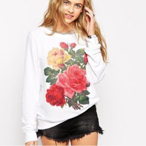 NWT Wildfox Barrymore Sweater